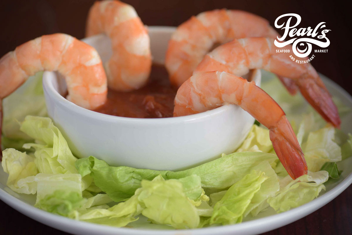 Pearl's Shrimp Cocktail, photography by Cerberus Agency