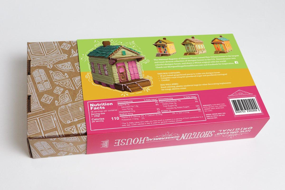 Branded packaging designed by Cerberus Agency.