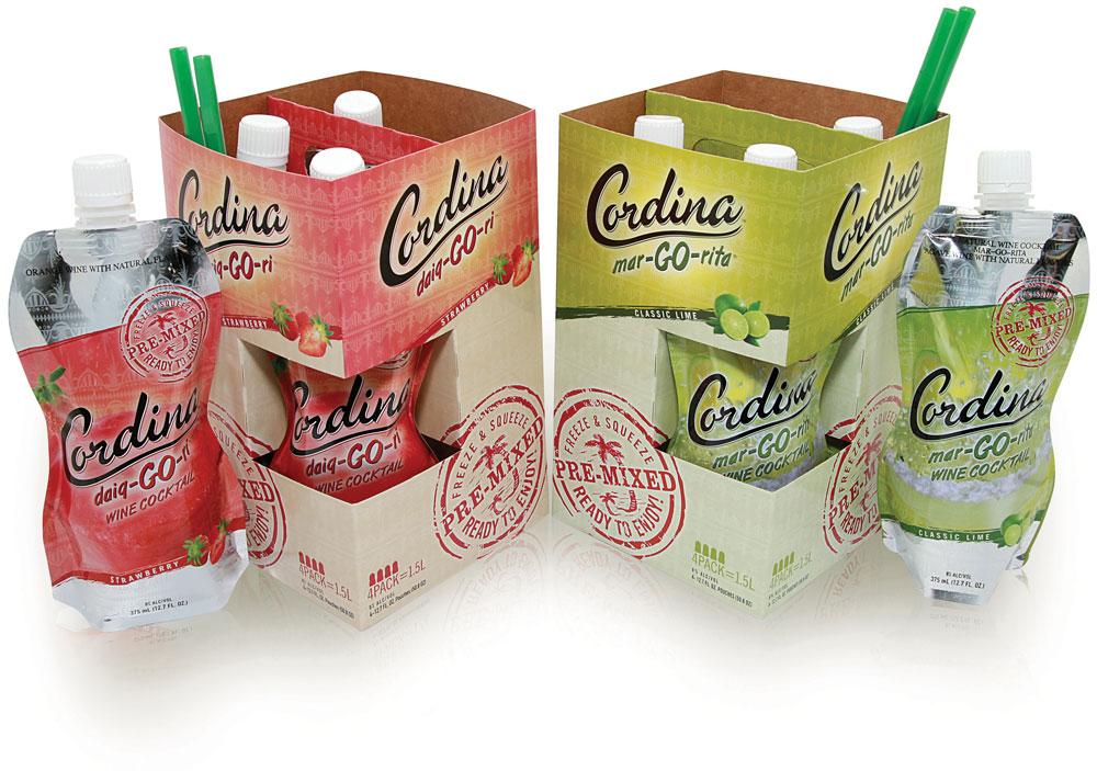 Cordina MarGOrita Packaging Design