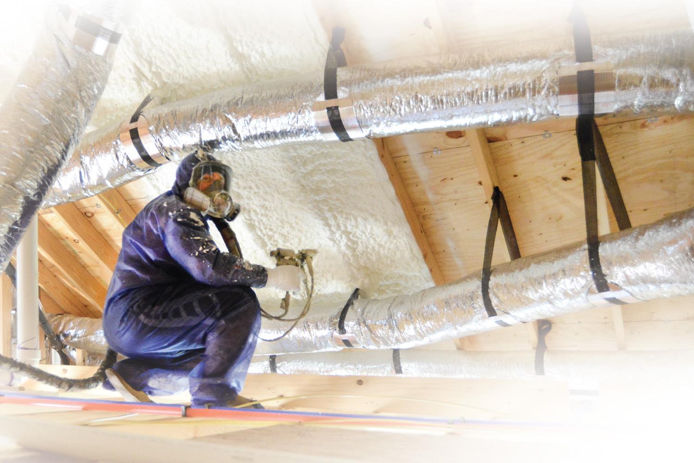 Diversified Energy Spray Foam by Cerberus Agency, New Orleans.