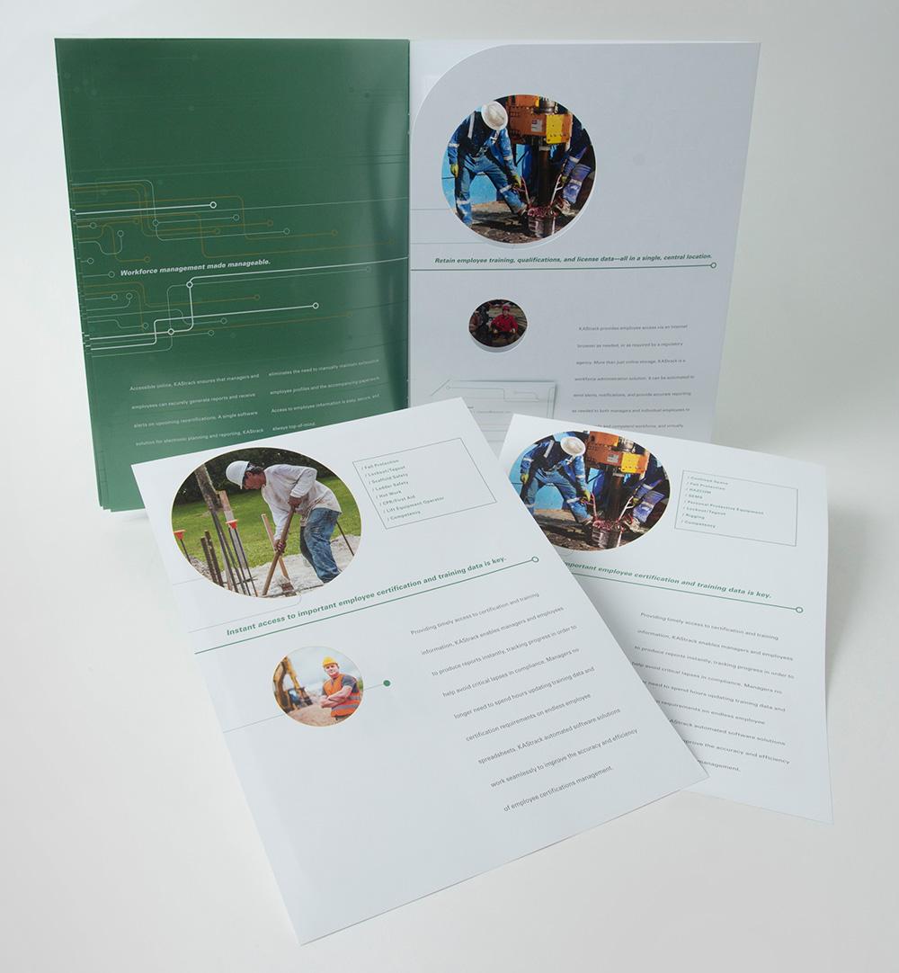 KAStrack Sales Kit Inserts